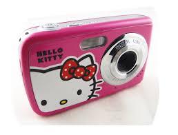 kitty 7mp compact digital camera u2013 pink 29 99