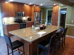 open floor plans with large kitchens kitchen remodel open floor plan large island w seating