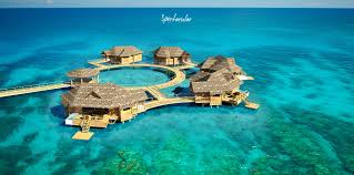 sandals to open over water bungalow suites in jamaica i am a