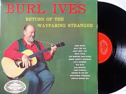 burl ives return of the wayfaring records lps vinyl and
