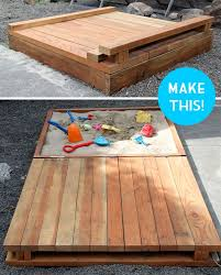 Building Plans For Small Picnic Table by Deluxe Diy Sandbox Tutorial Sandbox Sand Boxes And Tutorials