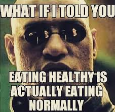 eating healthy the struggle funny diet memes fit2bme