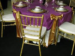 5ft round table in inches how to choose the right table linen size for your wedding or event