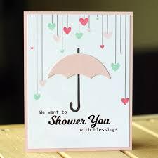 bridal cards wedding shower cards 5 card design ideas