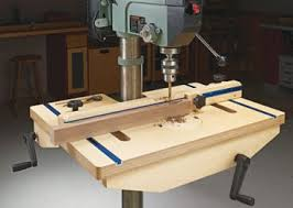 Fine Woodworking Benchtop Drill Press Review by Drill Press Reviews