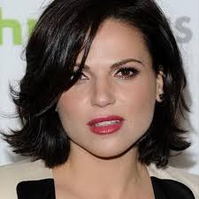 hairstyles for thick hair and heart face short hairstyles thick hair heart shaped face hair