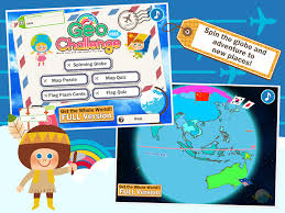 World Map Country Flags Geo Challenge World Map And Flag Master For Kids In English And