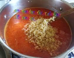 comment cuisiner le boulgour boulgour façon turque sugardises gourmandises