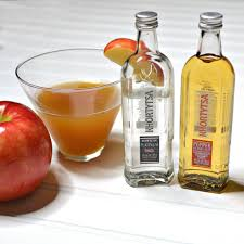 martini apple apple cider martini with khortytsa vodka three different directions