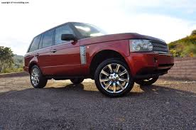 land rover 1970 2006 land rover range rover supercharged review rnr automotive blog