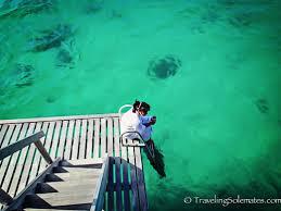 beautiful romantic bora bora traveling solemates