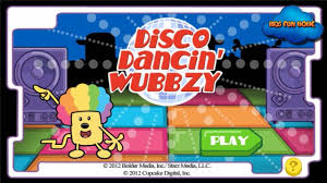 wow wow wubbzy game video disco dancin u0027 wubbzy episode apps