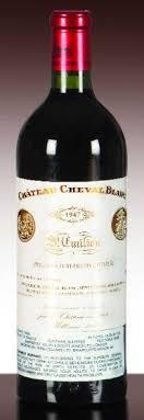 wine legend château cheval blanc vintage bordeaux wines from finest rarest