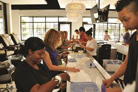 be part of the scene at polished nail bar business nails magazine