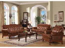 Top Grain Leather Living Room Set by Living Room Top Grain Leather Living Room Set 00028 Common