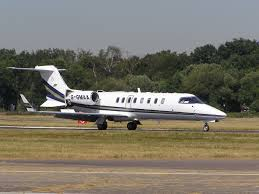 learjet 45 wikipedia