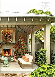 Southern Living Outdoor Spaces by Southern Living Featured Calder Clark