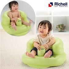 qoo10 richell new soft baby chair japan best seller cushion