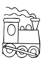 steam locomotive stamp coloring pages free printable