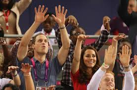 william and kate do not so royal wave at paralympics event ny