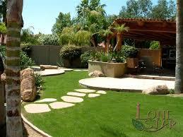 Arizona Backyard Ideas Complete Landscape Image Gallery