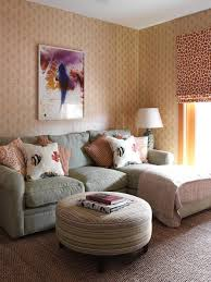 Sectional Sofa Pillows Lovely Pink Sectional Sofa Amazing Ideas With Pouf Area Rug Low