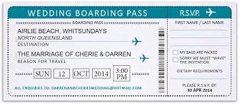 boarding pass invitations boarding pass ticket standard1 custom passport invitations
