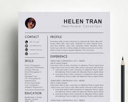 creative professional resume templates resume template with photo professional resume design cv