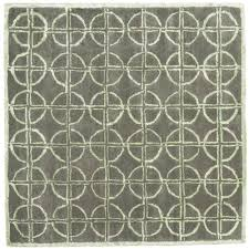 6 Square Area Rug Safavieh Soho Brown Gold 6 Ft X 6 Ft Square Area Rug Soh822a 6sq
