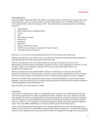 project charter template harvard university free download