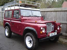 metallic land rover land rover respray and land rover restoration service churchill 4x4