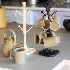cast iron velde mug tree by bexsimon collections