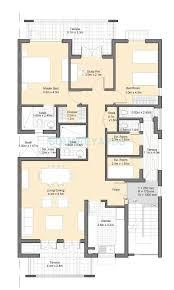 2 Bhk Floor Plans 2 Bhk 1355 Sq Ft Independent Floor For Sale In Vatika Premium