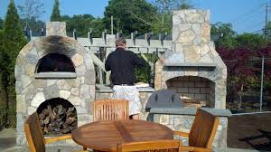 Fire Pit Pizza - outdoor fireplace kits pizza oven stunning outdoor fireplace