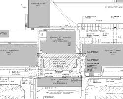 construction site plan facility construction east hill elementary addition site plan