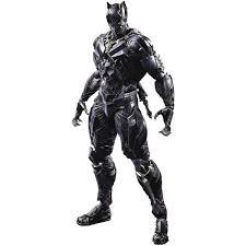 black panther marvel black panther marvel universe variant play arts kai square