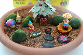 Arts And Crafts Garden - diy gnome garden arts and crafts with kids a helicopter mom
