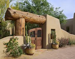 spanish courtyard designs organic desert highlands iv urban design associates