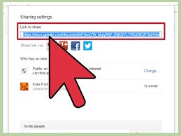 Online Spreadsheet Sharing How To Share Google Docs 12 Steps With Pictures Wikihow