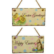Vintage Easter Decorations On Ebay by