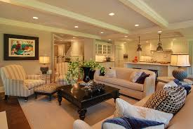 Square Living Room Table Home Design Ideas - Family room tables