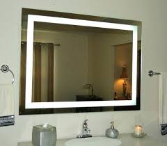 Battery Operated Bathroom Mirror Battery Operated Bathroom Mirror Vanity Lights Makeup Lighted