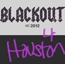blacked out friday blackout houston home facebook