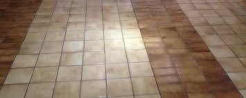 wax from floors