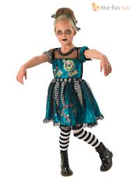 toddler girls halloween costume children frankie frankenstein costume halloween fancy dress