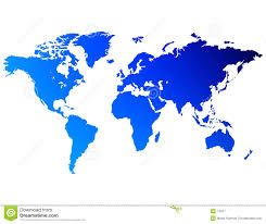 Map Of Thr World by A Map Of The World Royalty Free Stock Photography Image 74417