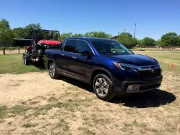 truck honda first drive the 2017 honda ridgeline is just enough truck