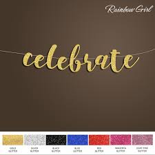wedding backdrop sign 2017 new celebrate banner gold glitter letter table sign backdrop