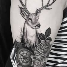 100 antler tattoos antler tattoo the 25 best deer antler