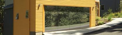 garage glass doors aluminum glass garage doors 8450